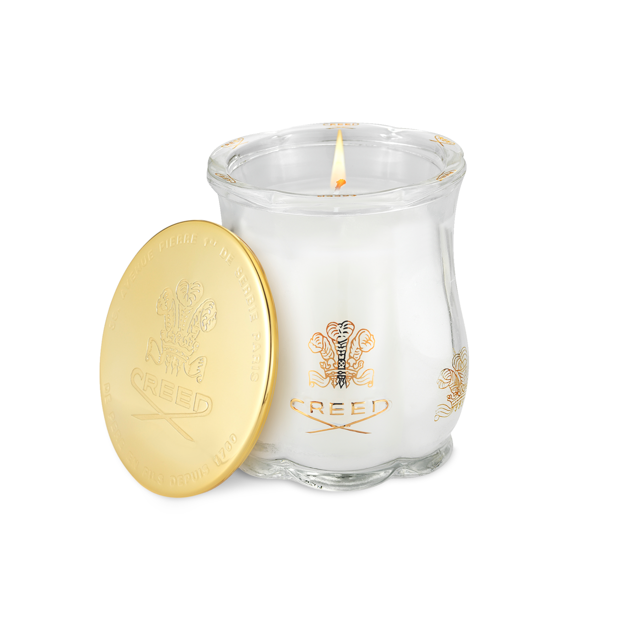 Discover Spring Flower Candle On Creedboutique
