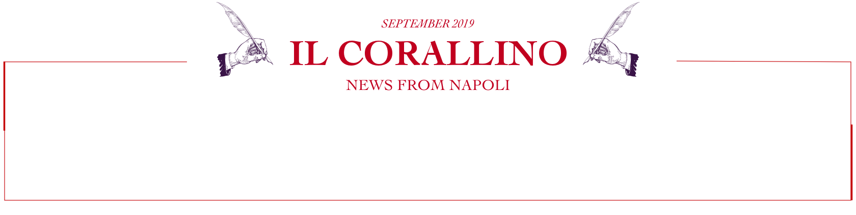 IL Corallino News From Napoli