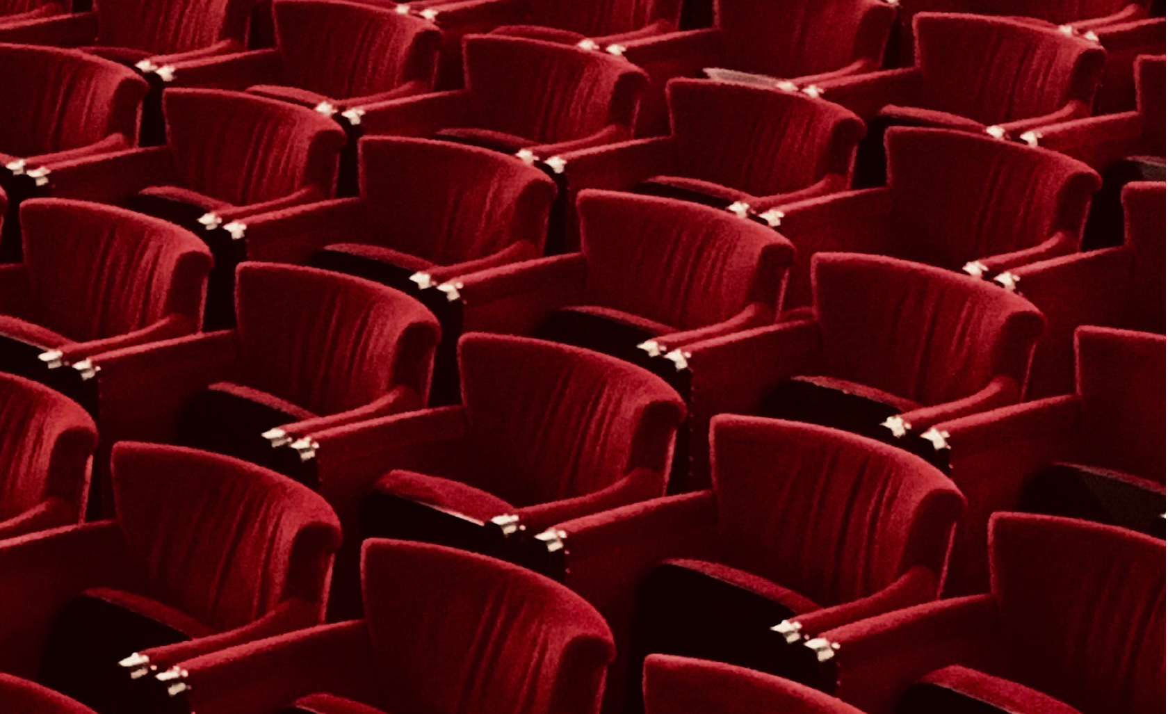 The San Carlo Auditorium Seats