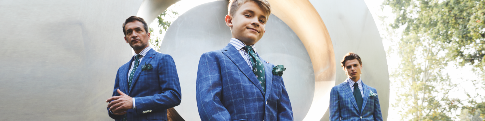 ISAIA's Spring Summer 2019 Collection